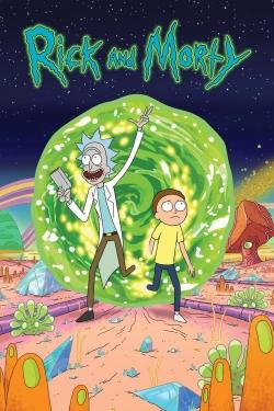 Rick and Morty-hd