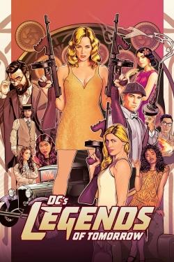 DC's Legends of Tomorrow-hd